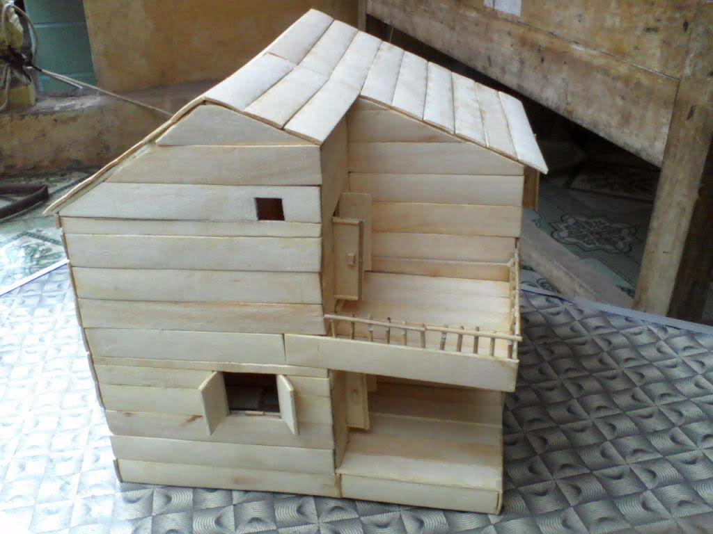 Lần làm handmade thứ hai - Mô hình nhà P17-03-12_1107