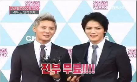"PROGRAMA ""OBS News"" - JYJ Membership Week (02/07/2012) Rgtrgggg"