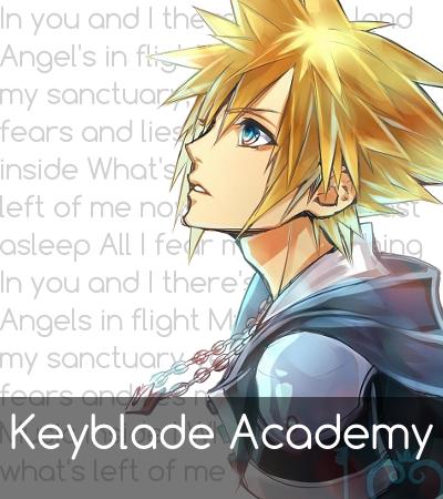 Keyblade Academy - A KH RP AdvertKA