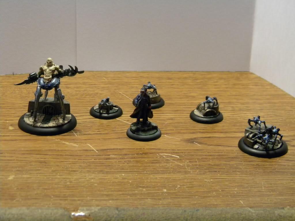 Malifaux armies.... DSCN3403