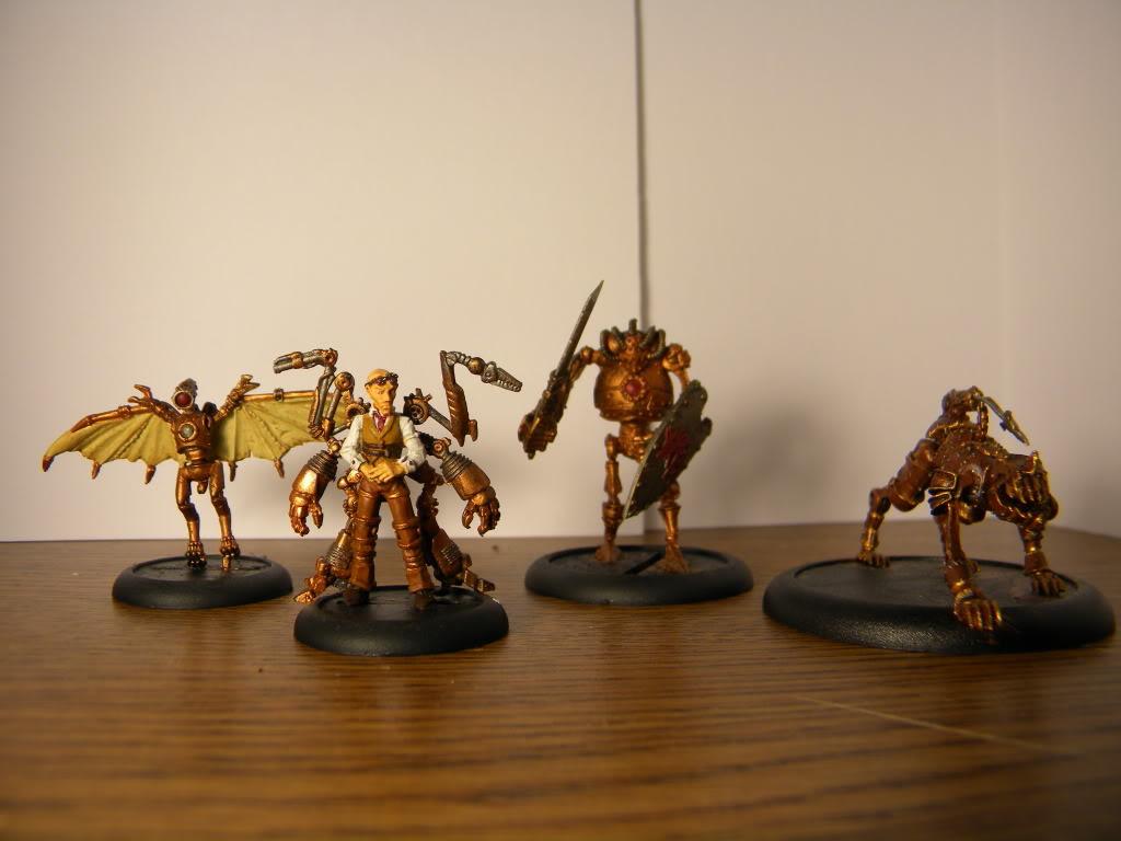 Malifaux armies.... DSCN3411