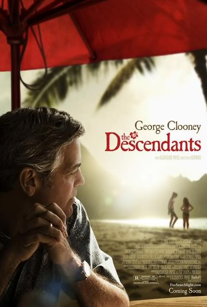 The Descendants 2011 REPACK SCREENER XviD - ZOMBiES TheDescendantslogo