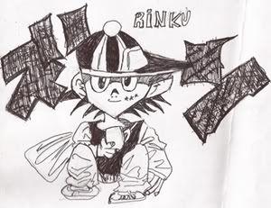 Un par de Dibujos Rinku