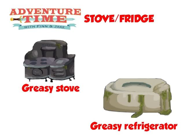 Items and Recipes Suggestions: Adventure Time [+] Greasystoveandgreasyrefrigerator2