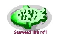 Recipes Suggestions: Hunger Games [+] Seaweedfishroll