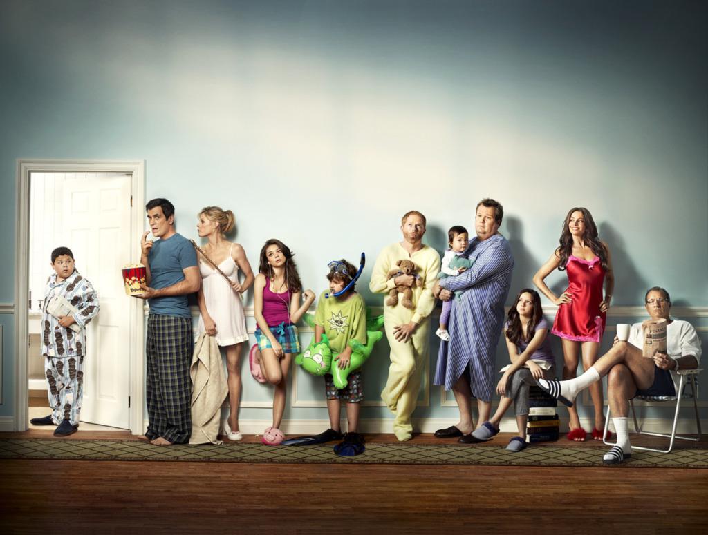 Modern Family Modern-family