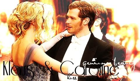 ♥.. Kiss me or kill me .. which will it be? We both know you're only capable of one ..♥ Klaroline