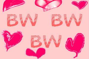 [VAR]Artwork sharing paradise Bw2heartversion
