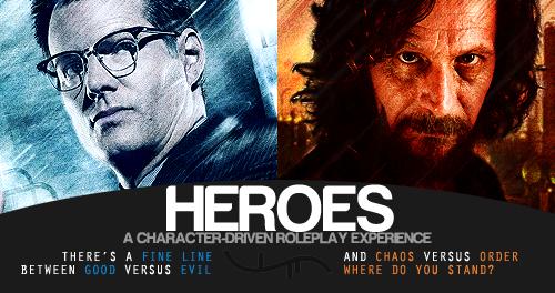 Heroes: The RPG HeroesRPG