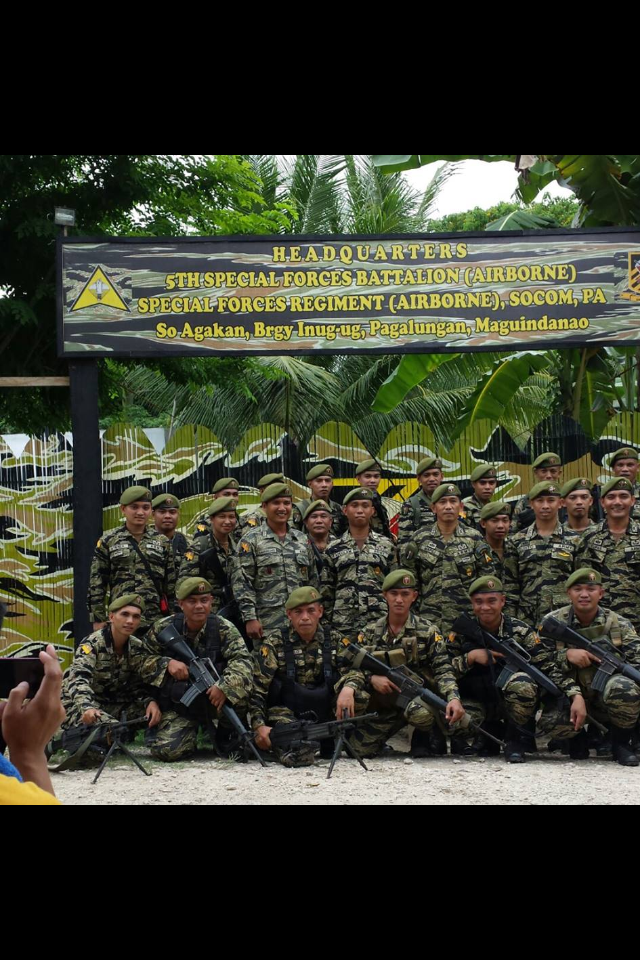 5th Special Forces Battalion Philippine Army in Tiger Stripes... IMG_1113_zpscb594afb