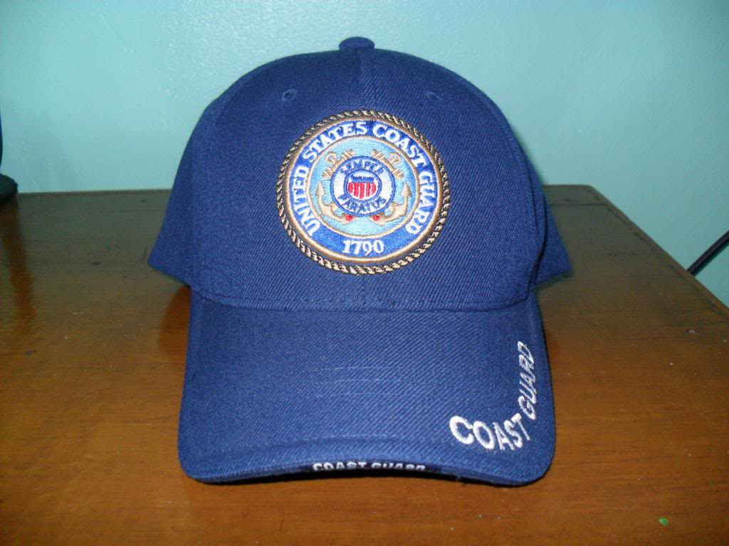 Coast guard cap SAM_1671