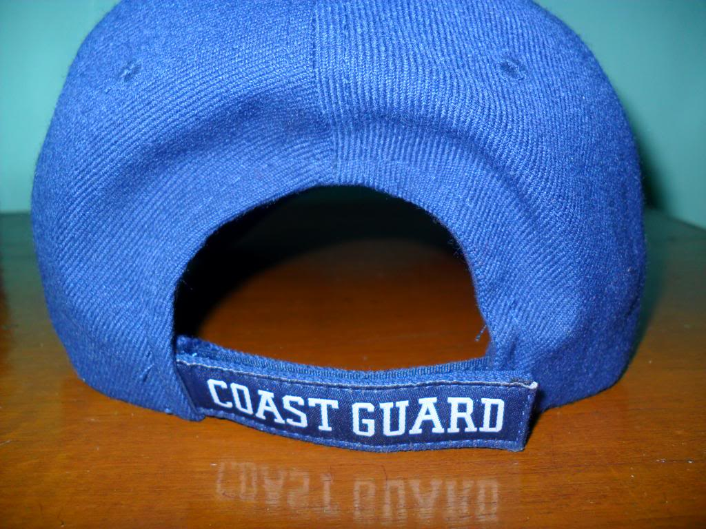 Coast guard cap SAM_1673
