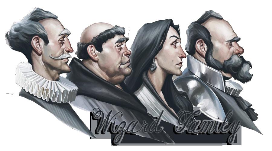 Wizard Family