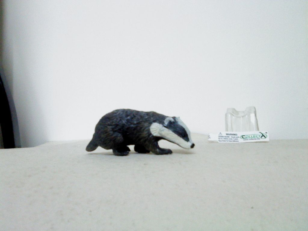 Dr.Narayanan CollectA collection - Page 2 Eurasianbadger