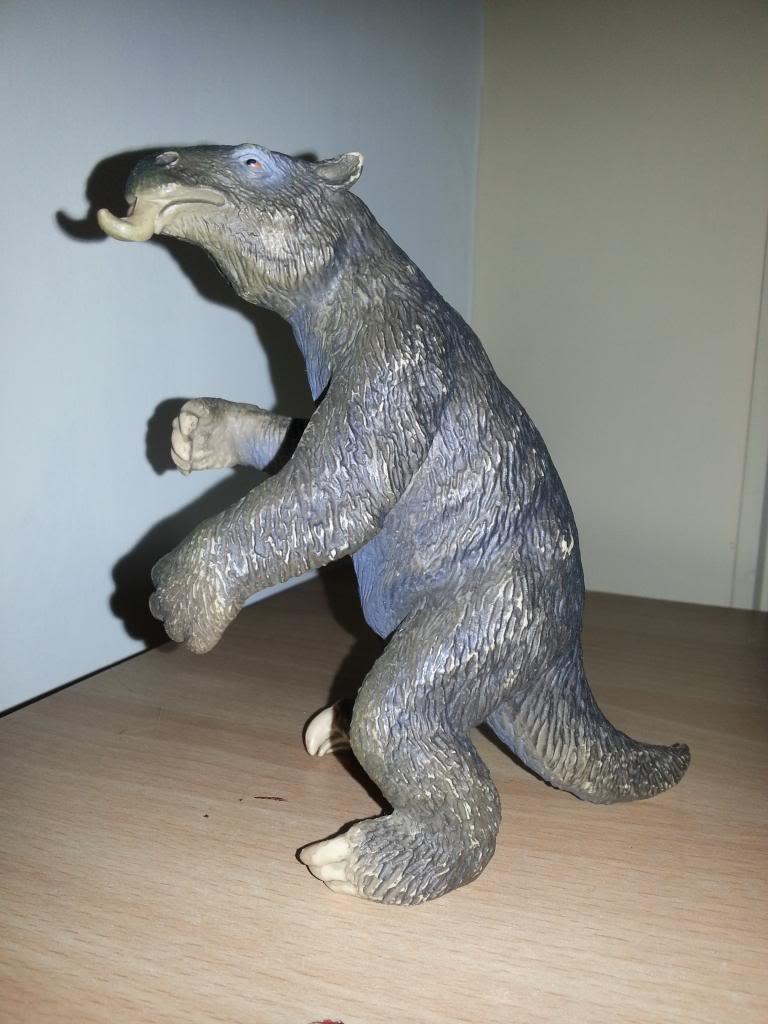 My Bullyland  arrivals  Megatherium2_zps5baddb87