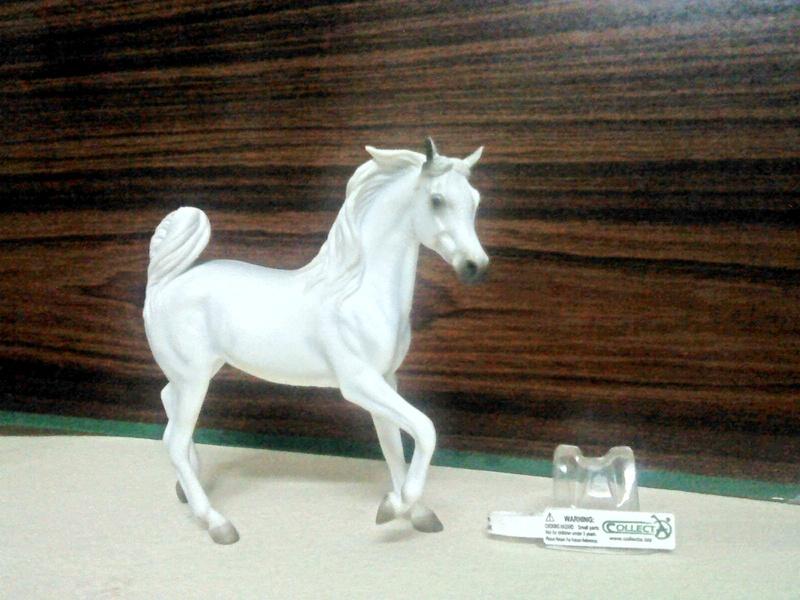 Dr.Narayanan CollectA collection Rsz_white_arabian_mare__1