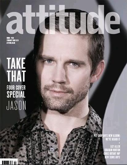Attitude Magazine janvier 09 Jayattitude
