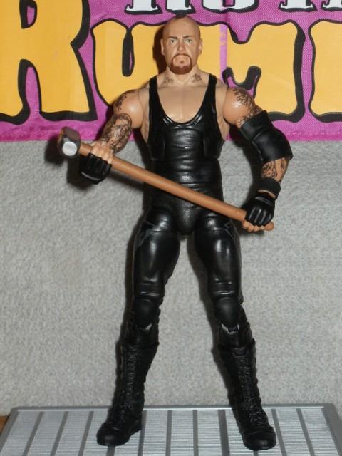 Toys'Rus Wrestlemania 28 Undertaker Exclusive figure 014-4