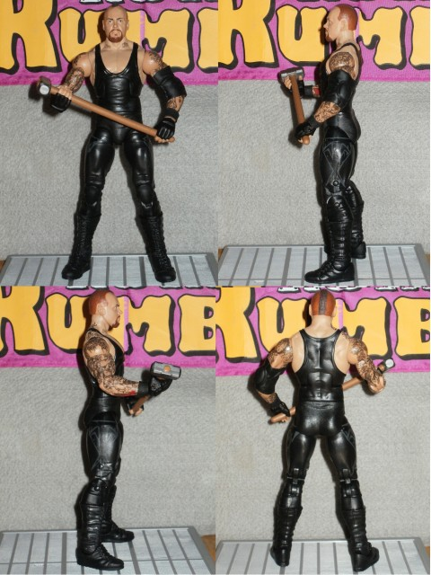 Toys'Rus Wrestlemania 28 Undertaker Exclusive figure 017-2