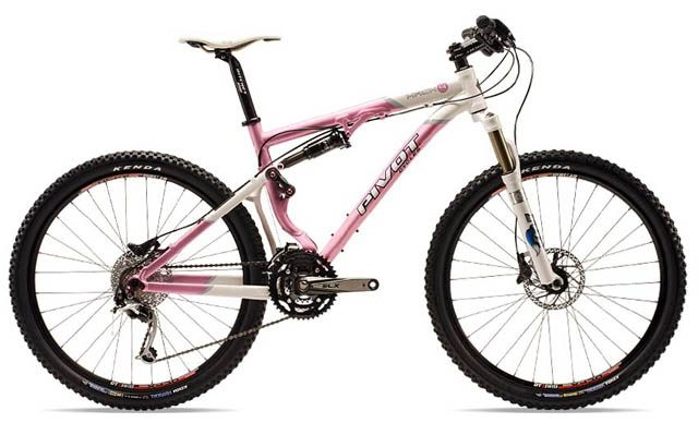 DW-Link bikes for WOMEN M4W_pink