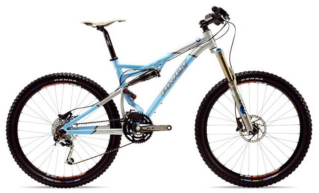DW-Link bikes for WOMEN M5W_ltblue