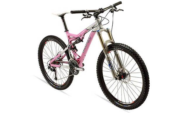 DW-Link bikes for WOMEN M5w_pink_09