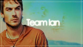 Team I love Ian (L) - Página 3 Teamiloveian
