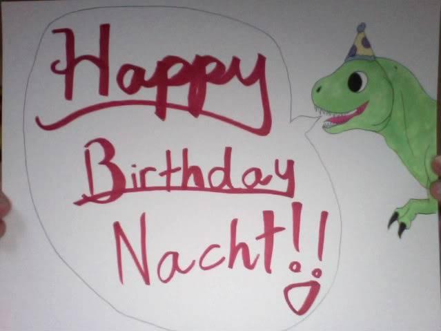 Happy birthday Nachtsider Photo304