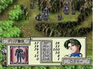 Tearing Saga (Nước mắt chiến binh) Game Turn Based Strategy! 5-4
