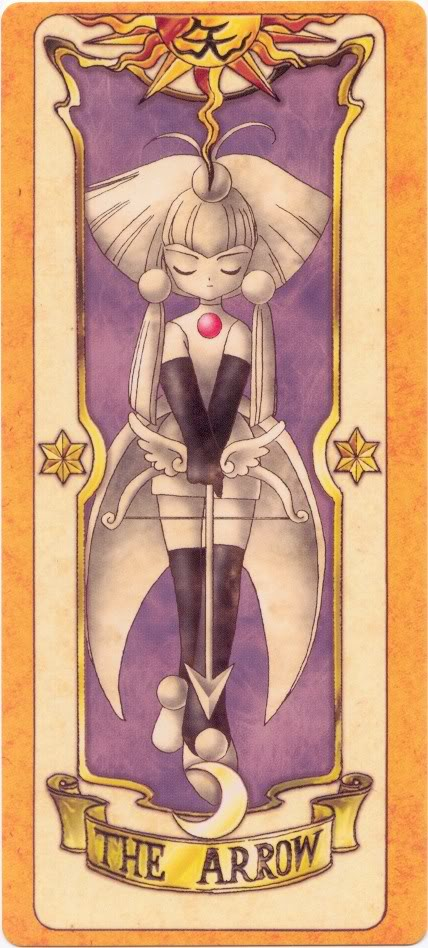 Sakura Card Captors Clow-Arrow
