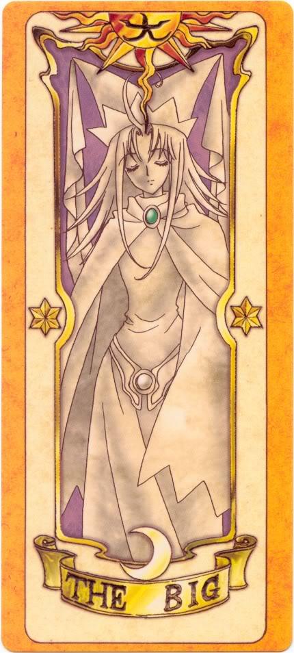 Sakura Card Captors Clow-Big