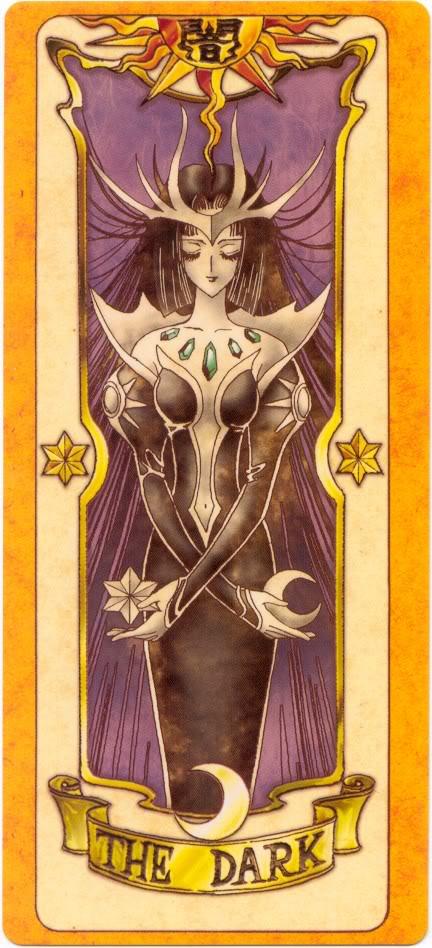 Sakura Card Captors Clow-Dark