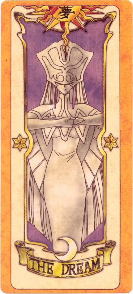 Sakura Card Captors Clow-Dream
