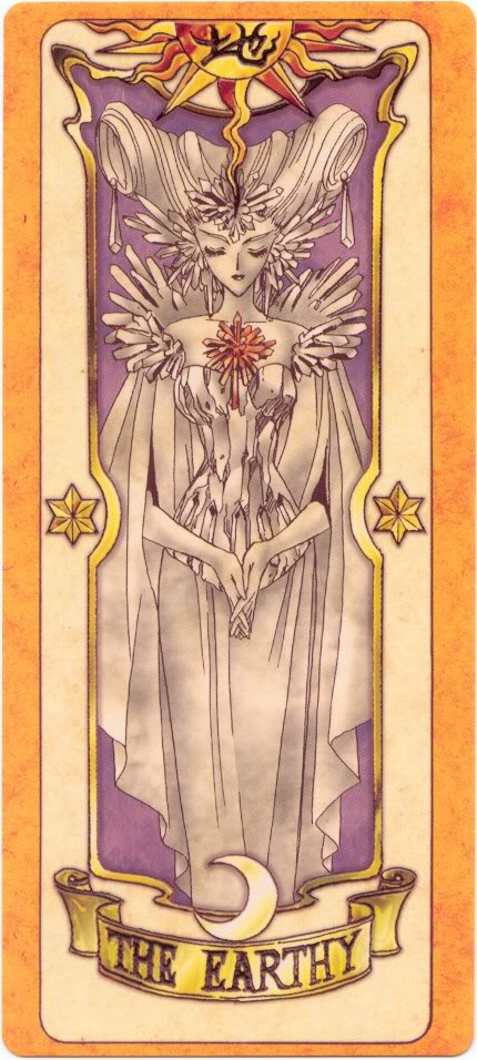Sakura Card Captors Clow-Earthy
