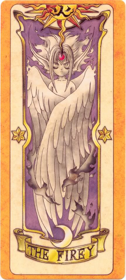 Sakura Card Captors Clow-Firey