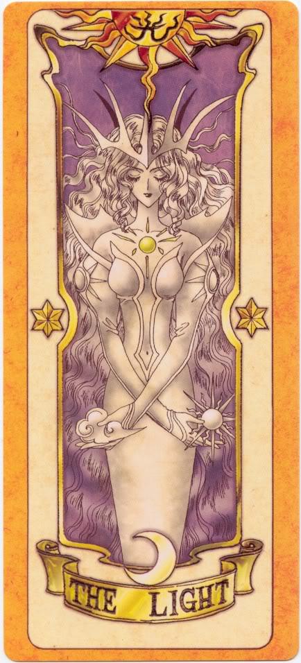 Sakura Card Captors Clow-Light