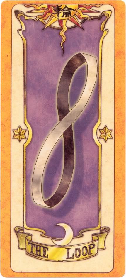Sakura Card Captors Clow-Loop