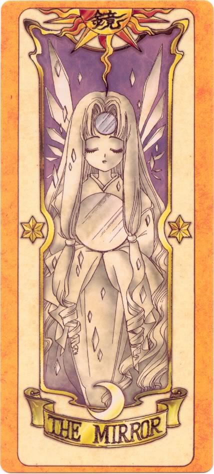 Sakura Card Captors Clow-Mirror