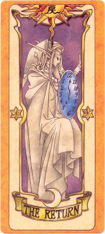 Sakura Card Captors Clow-Return