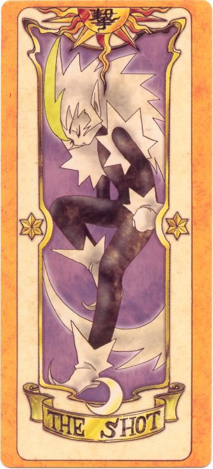 Sakura Card Captors Clow-Shot