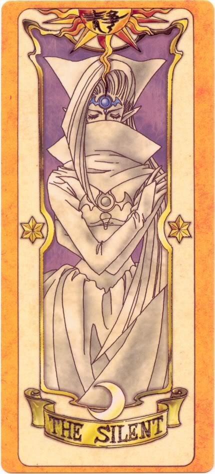 Sakura Card Captors Clow-Silent