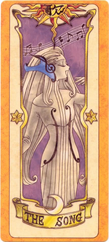 Sakura Card Captors Clow-Song