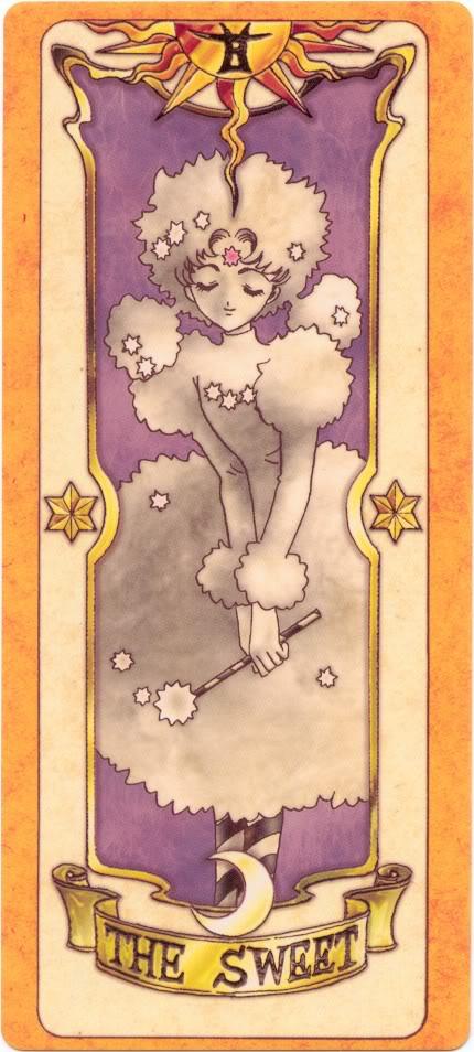 Sakura Card Captors Clow-Sweet
