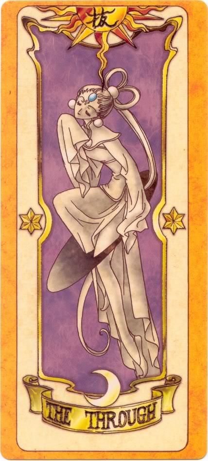 Sakura Card Captors Clow-Through