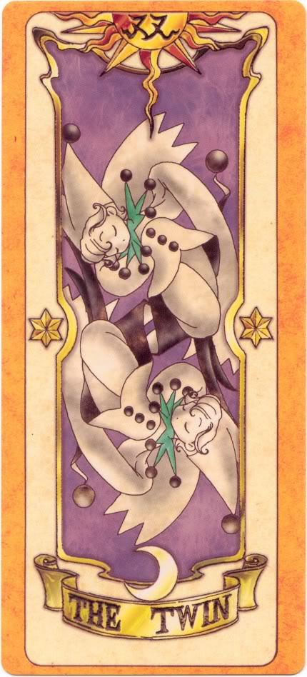 Sakura Card Captors Clow-Twin