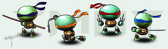 Tartarugas Ninja TMNT-10