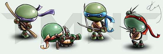 Tartarugas Ninja TMNT-11