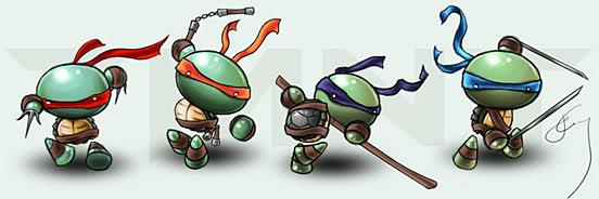 Tartarugas Ninja TMNT-12