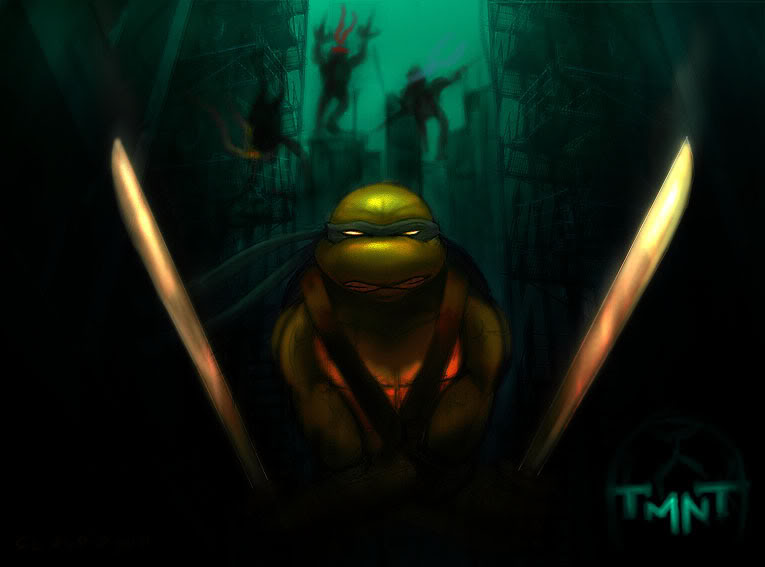 Tartarugas Ninja TMNT_by_claudioyoh