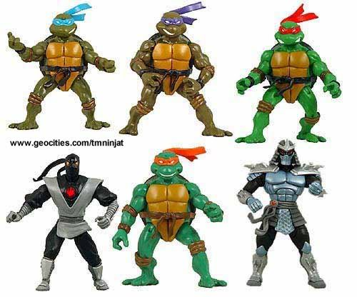 Tartarugas Ninja Tmnt-bonecos-todos